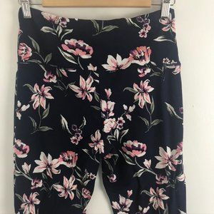Tribal Jeans High-Waisted Floral Leggings